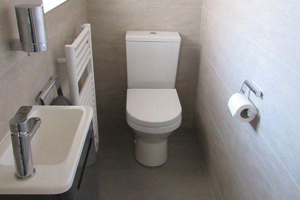 toilet vvs amager